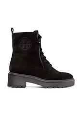 Tory Burch Miller Lug Sole Platform Boot (Women)