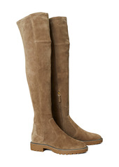 Tory Burch Miller Over the Knee Boot (Women) (Wide Calf)