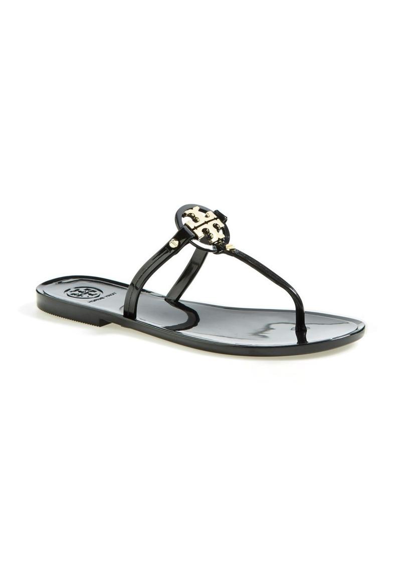 Tory Burch Mini Miller Jelly Thong Sandal (Women)
