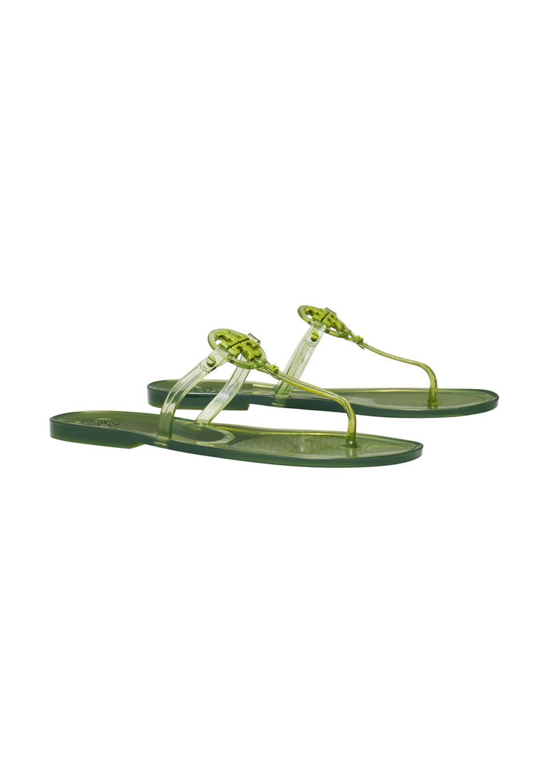 Tory Burch Mini Miller Jelly Thong Sandal (Women)