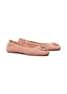 Tory Burch Minnie Travel Ballet Flat (Women)