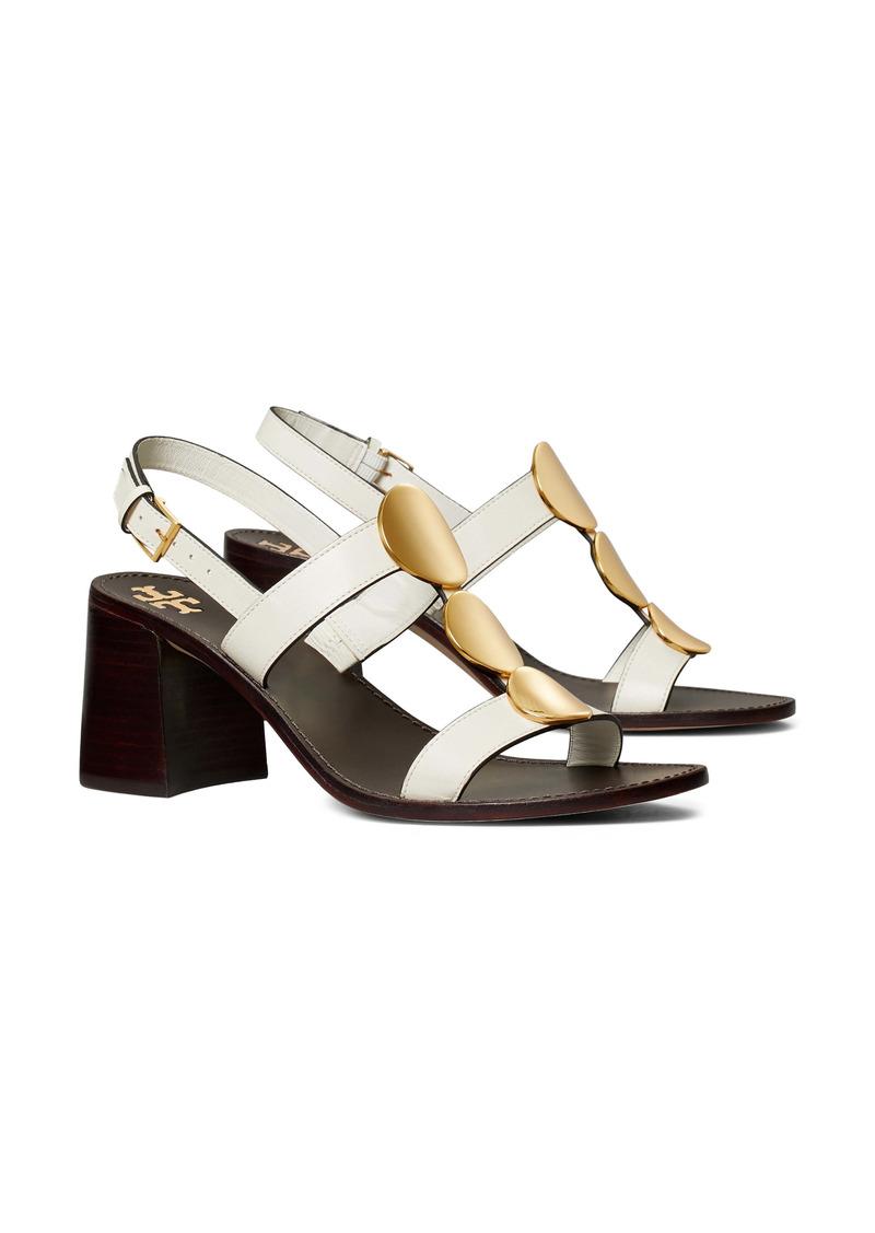 Tory Burch Patos Block Heel Sandal (Women)