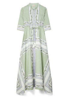 Tory Burch Print Shirtdress