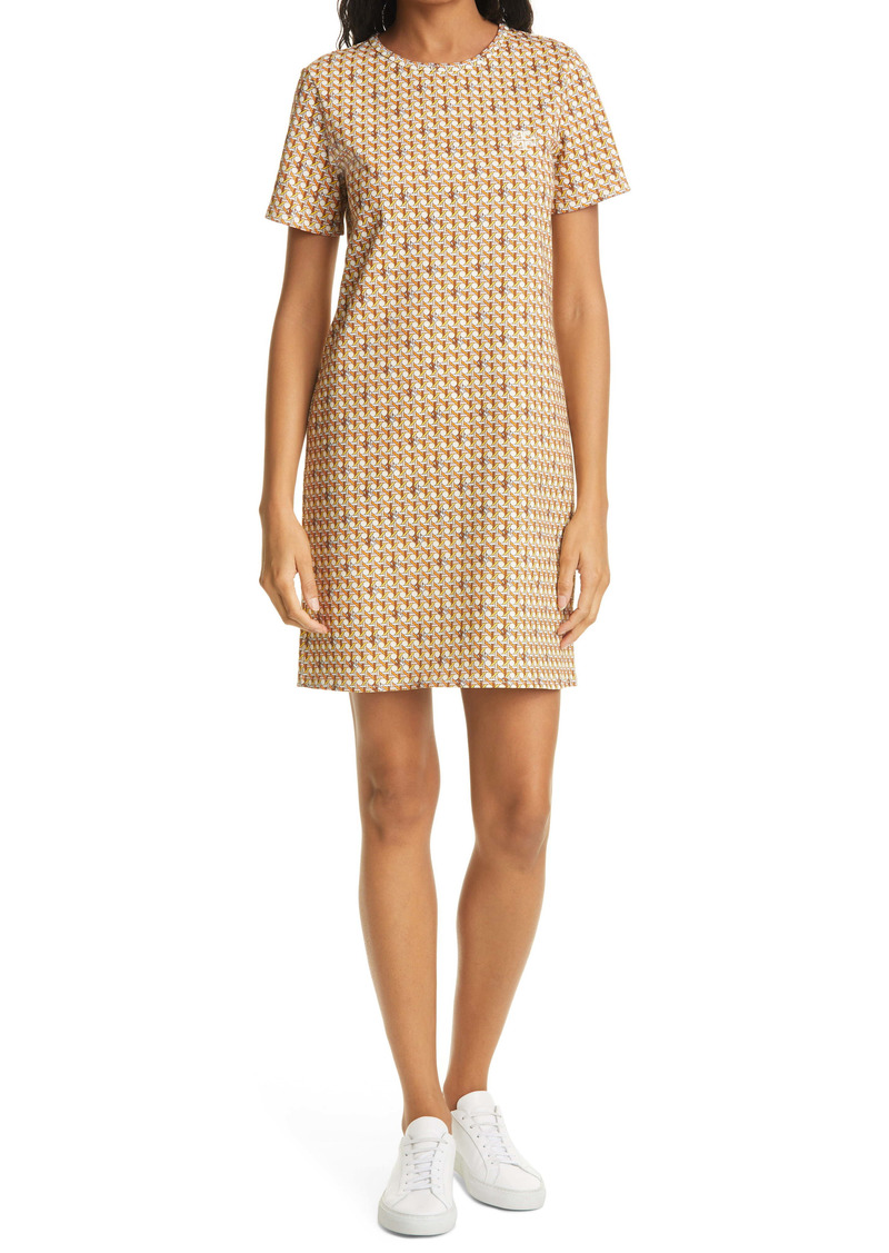 Tory Burch Print T-Shirt Dress