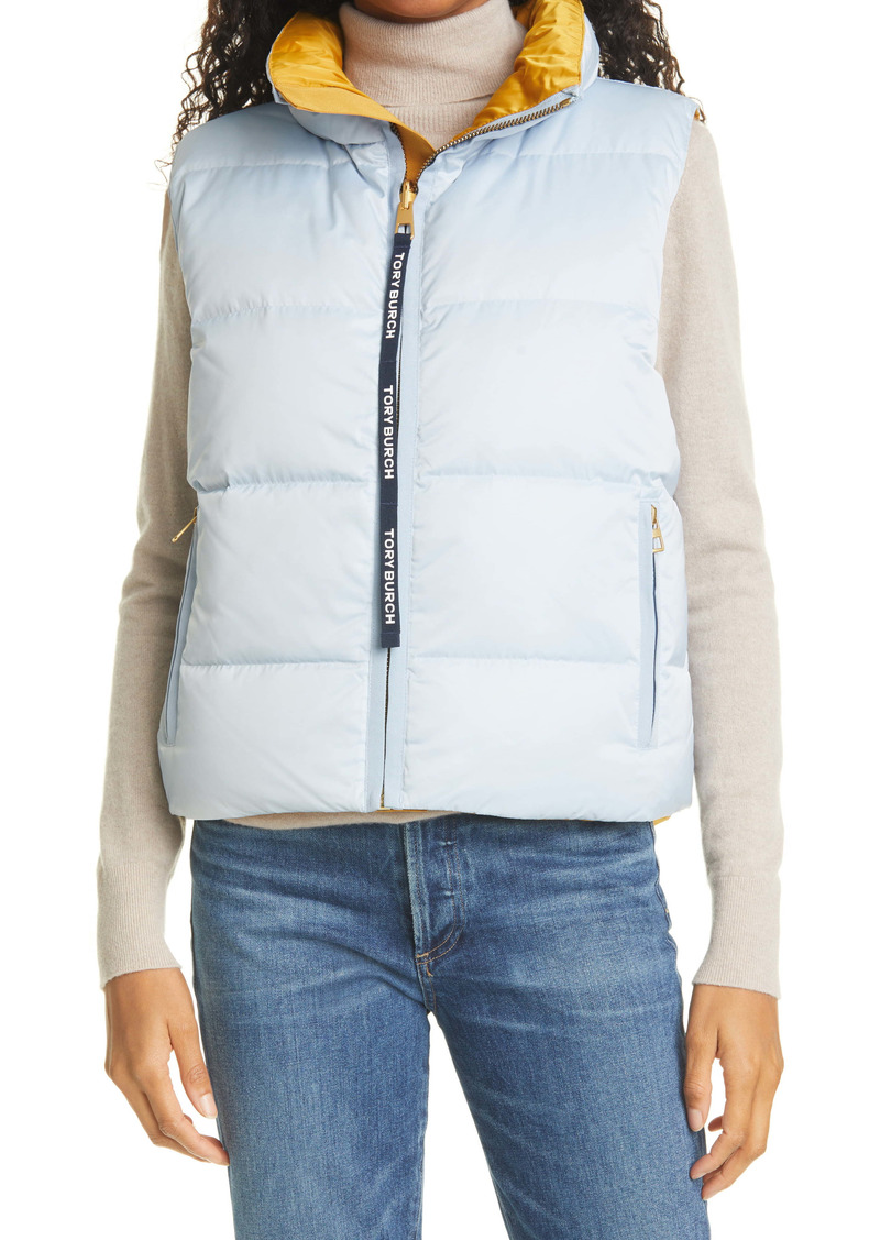 Tory Burch Reversible Down Vest