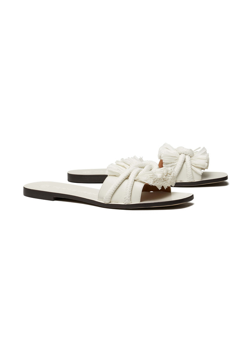 Tory Burch Rope Slide Sandal (Women)