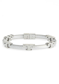 Tory Burch Serif T Stackable Bracelet