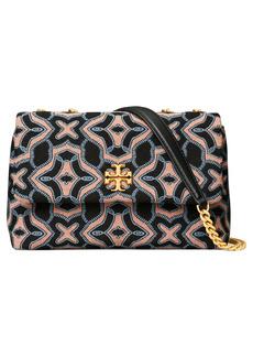 Tory Burch Small Kira Jacquard Convertible Shoulder Bag