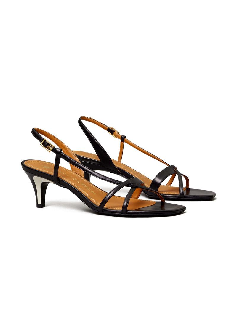 Tory Burch Strappy Slingback Sandal (Women)