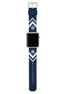 Tory Burch The Chevron Woven Strap for Apple® Watch, 38mm/40mm