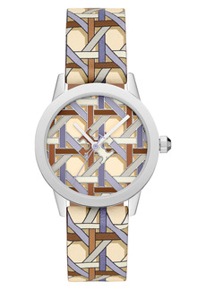 Tory Burch The Gigi Leather Strap Watch, 36mm