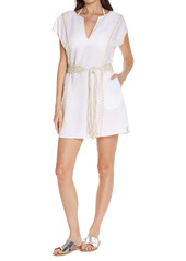 Tory Burch Whipstitch Cover-Up Tunic