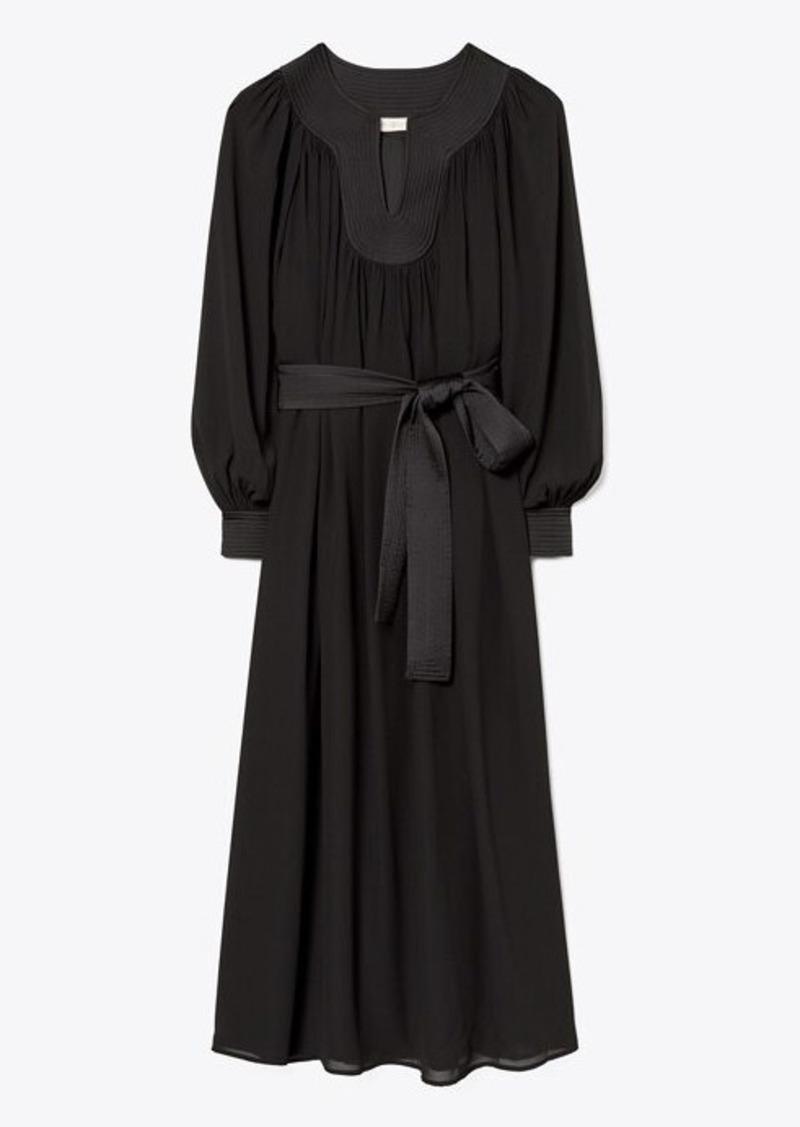 Tory Burch Trapunto Tunic Dress