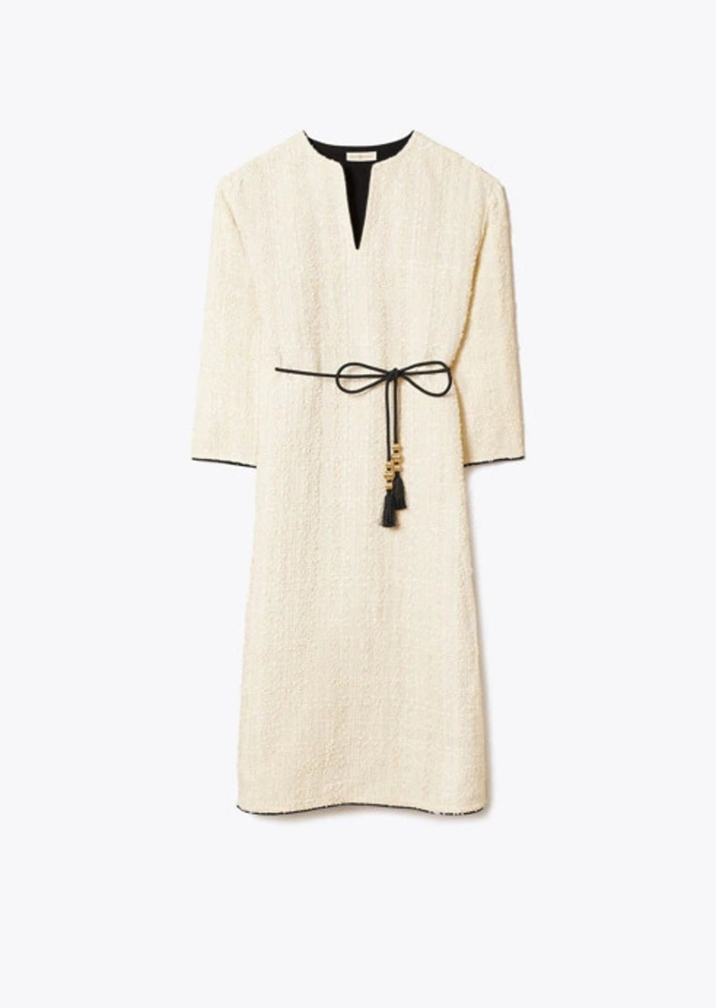 Tory Burch Tweed Tunic Dress