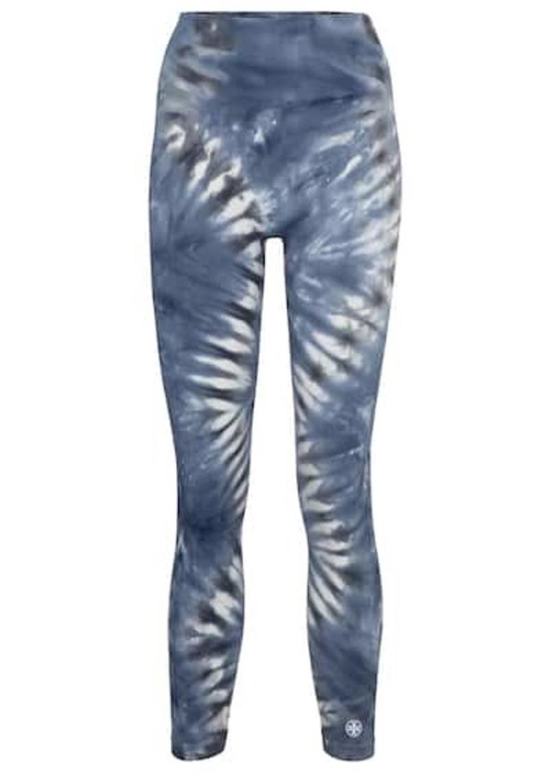 Tory Sport Tie-dye leggings