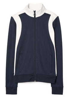 Tory Sport by Tory Burch Colorblock Track Jacket