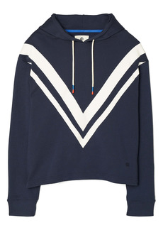 Tory Sport by Tory Burch French Terry Chevron Hoodie