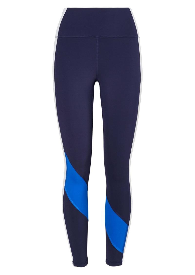 Tory Sport by Tory Burch Weightless Colorblock High Waist Leggings