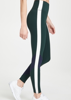 Tory Sport Super High Rise Weightless Colorblock Leggings