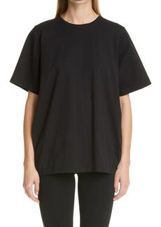 Totême Women's Toteme Oversize Organic Cotton T-Shirt