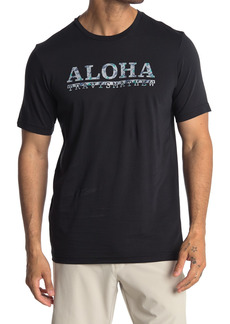Travis Mathew Archipelago Crew Neck Graphic T-Shirt