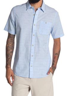 Travis Mathew Rambler Short Sleeve Shirt