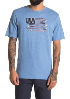 Travis Mathew Tea Party Short Sleeve Shirt