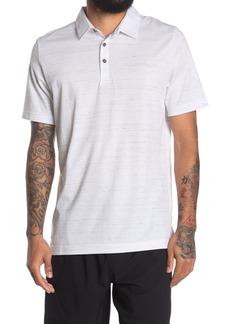 Travis Mathew Tender Hooligan Short Sleeve Polo