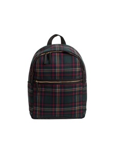 Trina Turk HOT TODDY PLAID BACKPACK