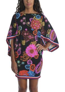 Women's Trina Turk Mandalay Electric Reef Cover-Up Tunic