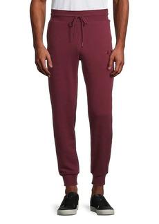 True Religion Cotton-Blend Jogger Pants