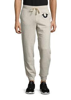 True Religion Drawstring Jogger Pants