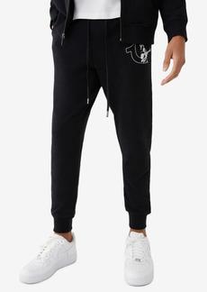 True Religion Men's Half Logo Great Revolt Jogger Sweatpants