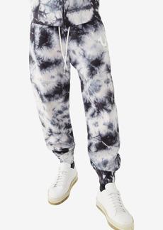 True Religion Men's Tie Dye Jogger Sweatpants