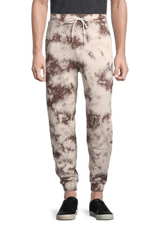 True Religion Tie-Dyed Jogger Pants