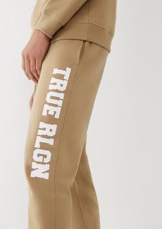 True Religion TRUE LOGO JOGGER