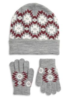 Tucker and Tate Tucker + Tate Hat & Gloves Set (Kid)