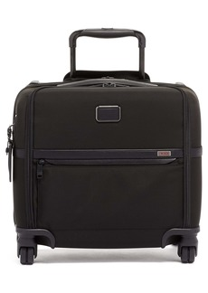 Tumi Alpha 3 Collection Compact 4-Wheel Laptop Briefcase