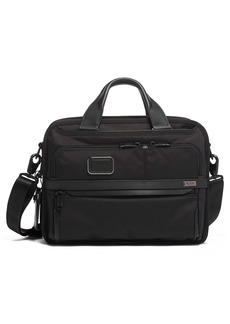 Tumi Alpha 3 Small Screen Expandable Laptop Briefcase