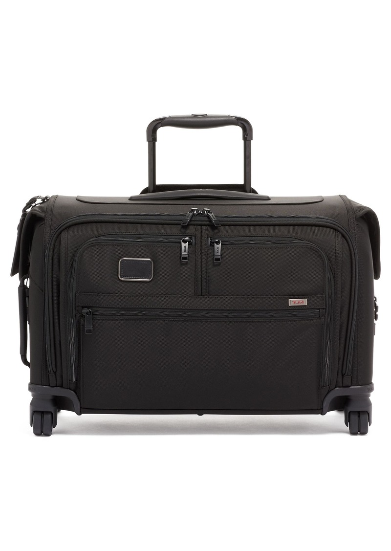 Tumi Alpha 3 Wheeled 22-Inch Carry-On Garment Bag