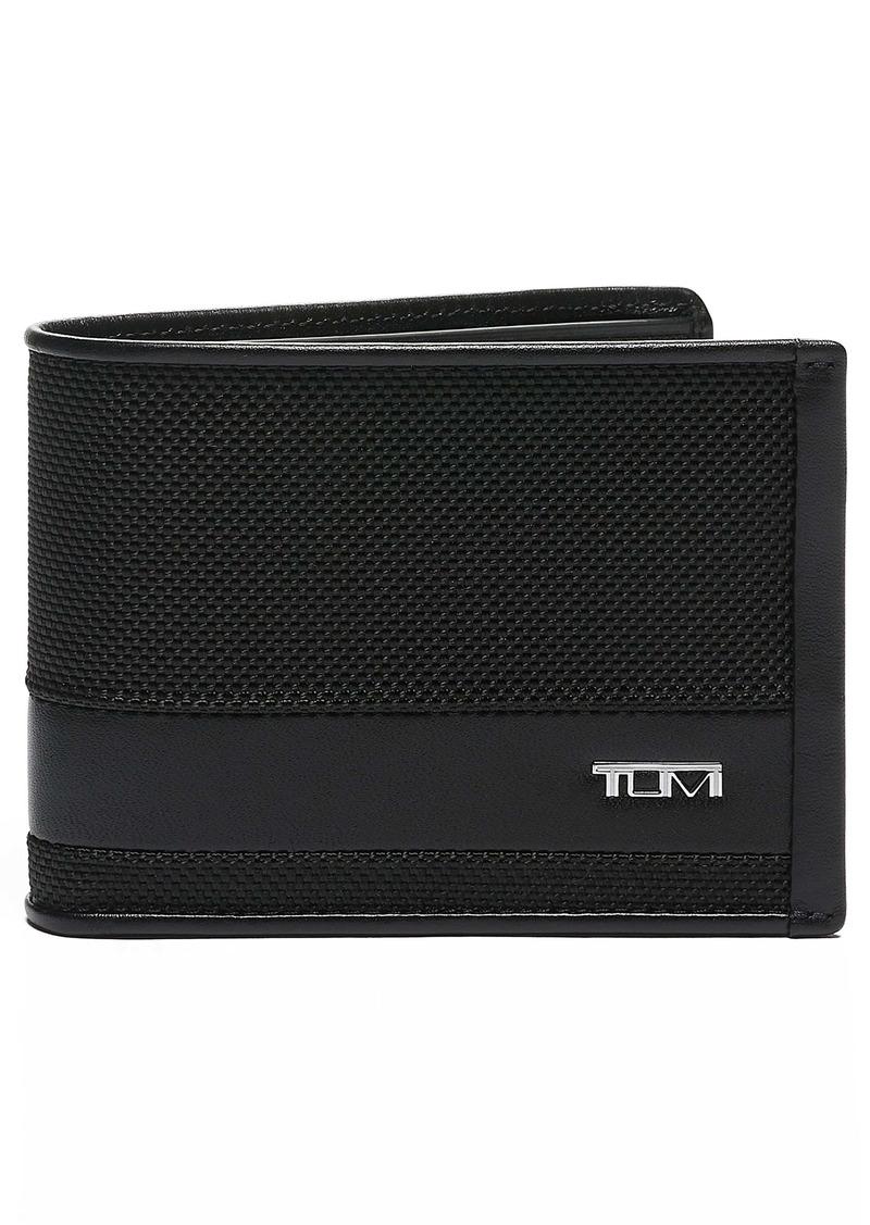 Tumi Alpha Ballistic Nylon Wallet