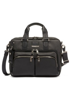 Tumi Alpha Bravo Albany Slim Commuter Briefcase