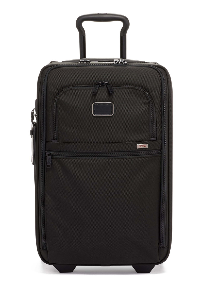 Tumi Alpha 2 Collection 22-Inch International Expandable Wheeled Carry-On