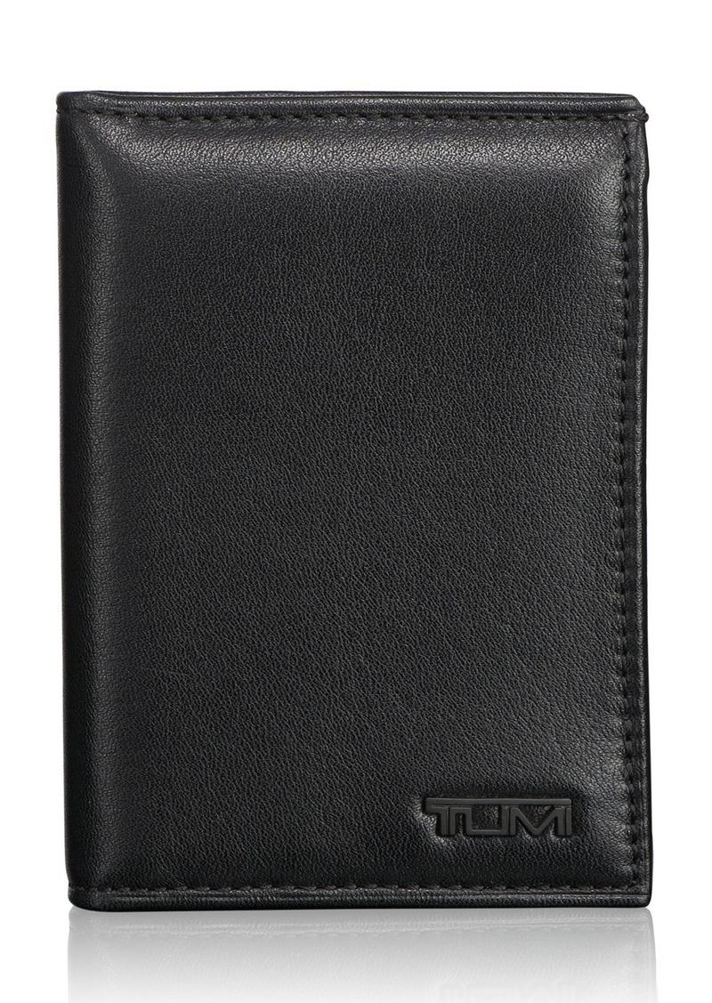 Tumi Delta ID Lock™ Shielded L-Fold ID Wallet