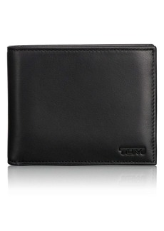 Tumi Delta Global ID Lock™ Shielded Removable Passcase ID Wallet