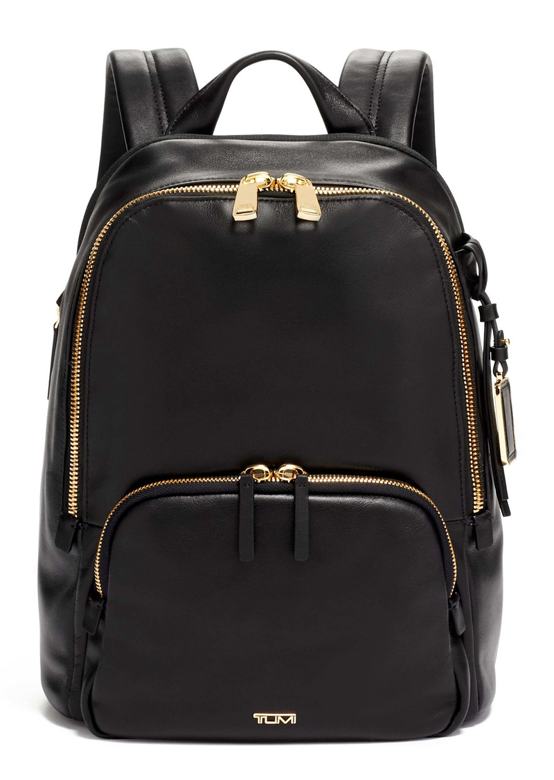 Tumi Hannah Leather Backpack