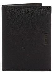 Tumi L-Fold Leather Wallet
