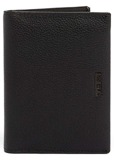 Tumi L-Fold Leather Wallet