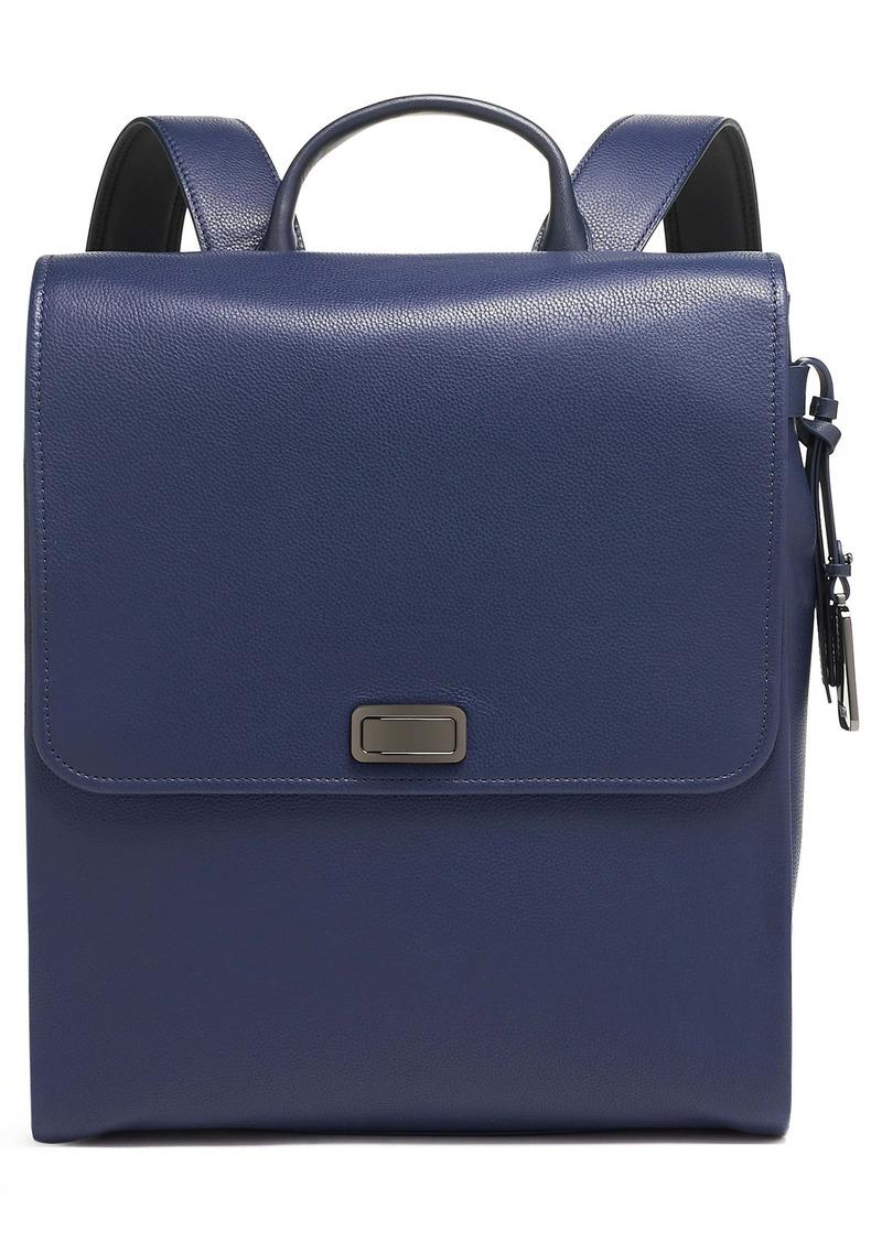 Tumi Lisette Leather Backpack
