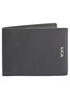 Tumi Nassau Double Leather Wallet